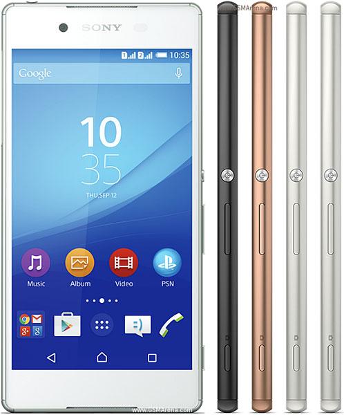 Sony Xperia Z3+ dual
