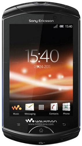 Sony Ericsson WT18i