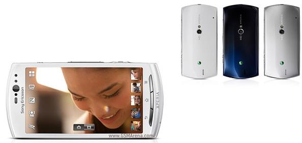 Sony Ericsson Xperia neo V