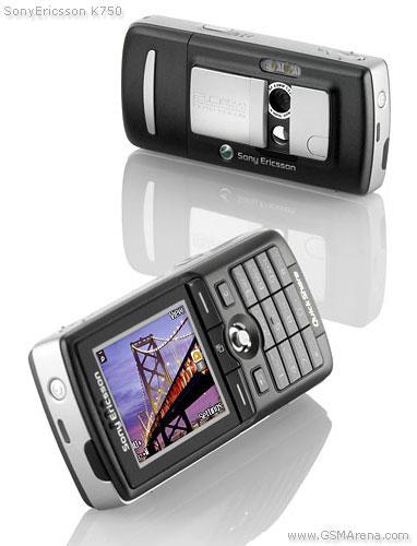 Sony Ericsson K750