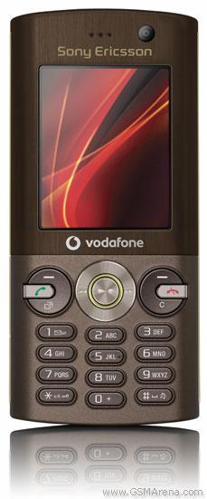 Sony Ericsson V640