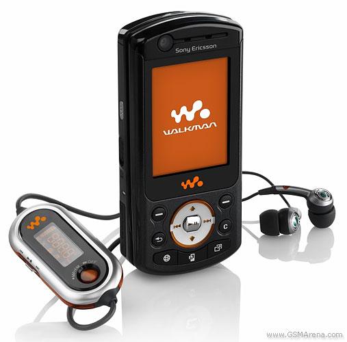 Sony Ericsson W900