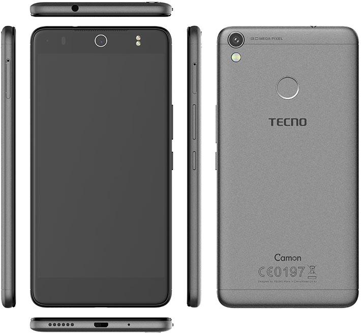 TECNO Camon CX Air pictures, official photos