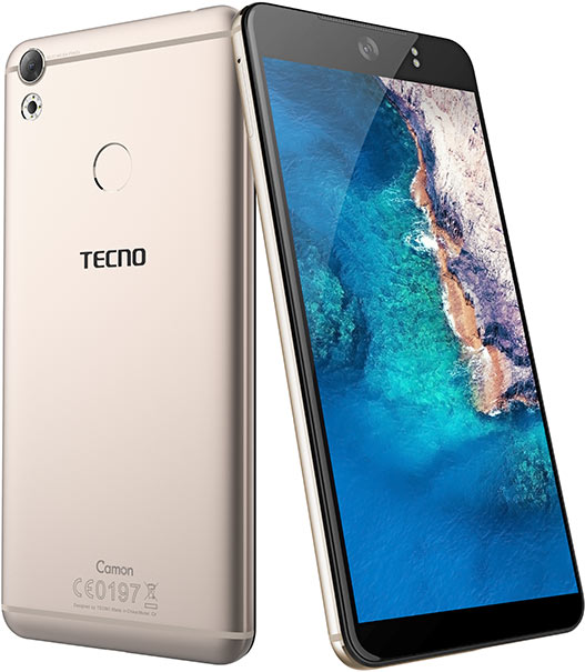 TECNO Camon CX pictures, official photos