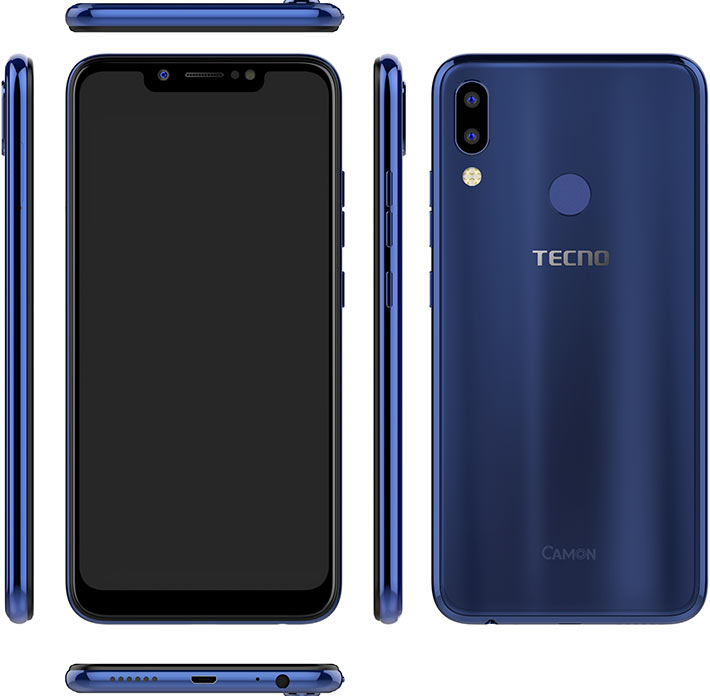 TECNO Camon 11 pictures, official photos