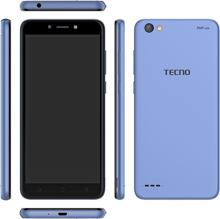 TECNO Pop 1 Pro pictures, official photos