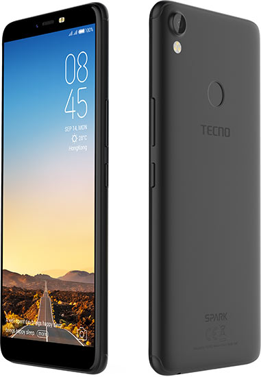 TECNO Spark 2 pictures, official photos