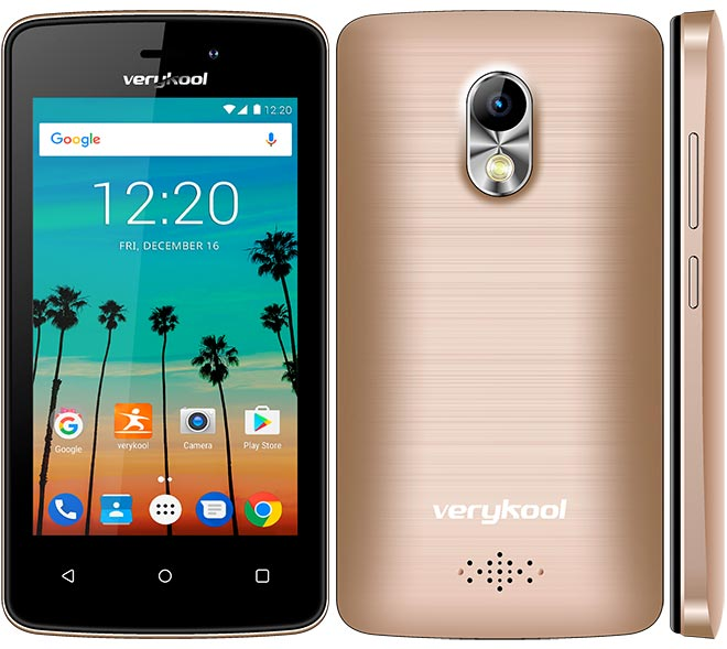 verykool s4009 Crystal pictures, official photos