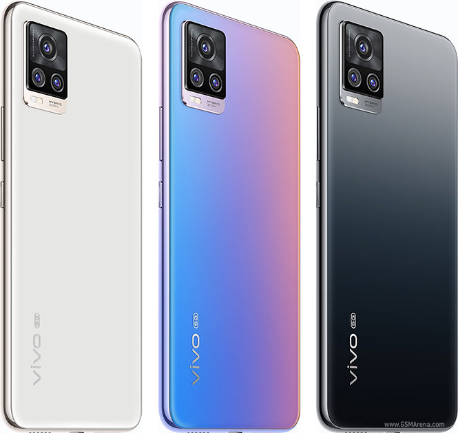 vivo V20 Pro pictures, official photos