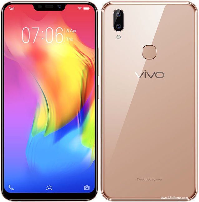 vivo Y83 Pro pictures, official photos
