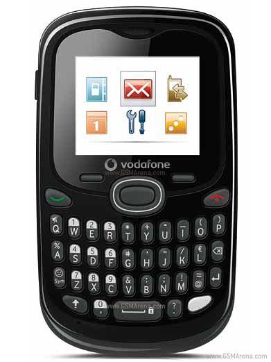 Vodafone 350 Messaging