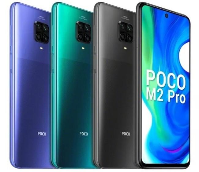 Xiaomi Poco M2 Pro