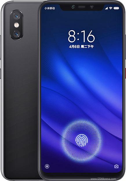 Xiaomi Mi 8 Pro pictures, official photos