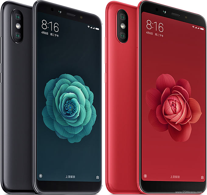 Xiaomi Mi A2 (Mi 6X) pictures, official photos
