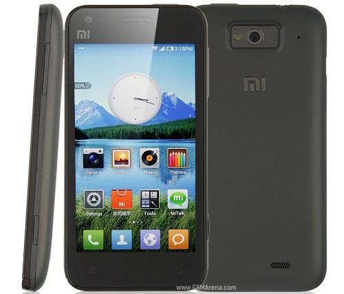 Xiaomi Mi 1S pictures, official photos