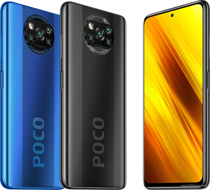 Xiaomi Poco X3 Nfc Pictures Official Photos