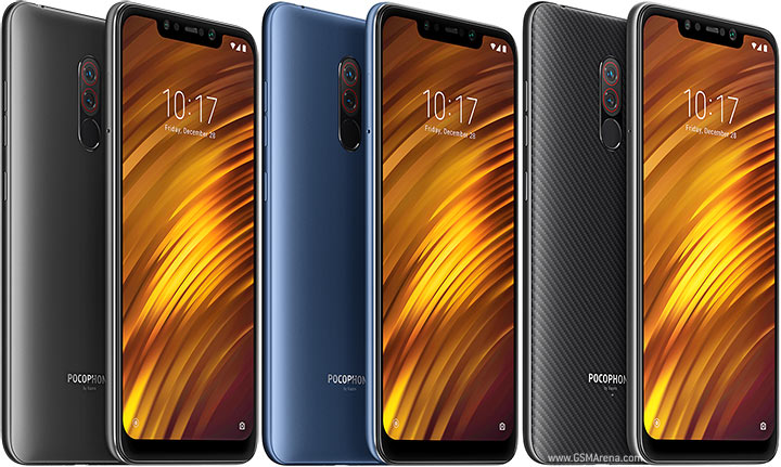 Xiaomi Pocophone F1 pictures, official photos