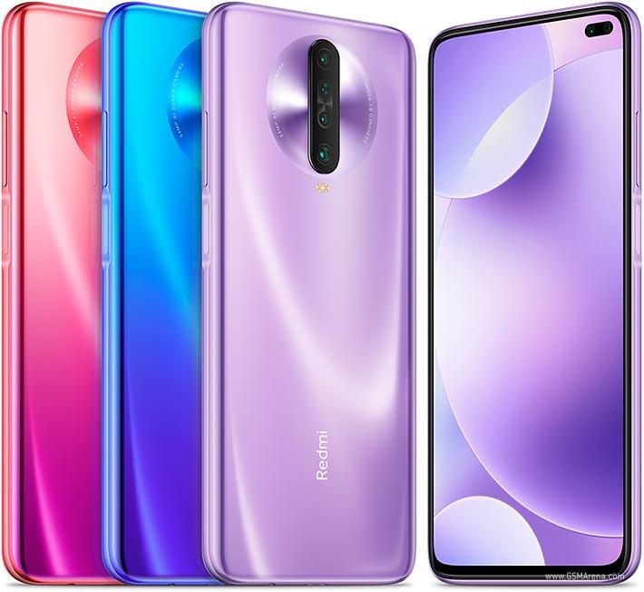 Xiaomi Redmi K30 pictures, official photos