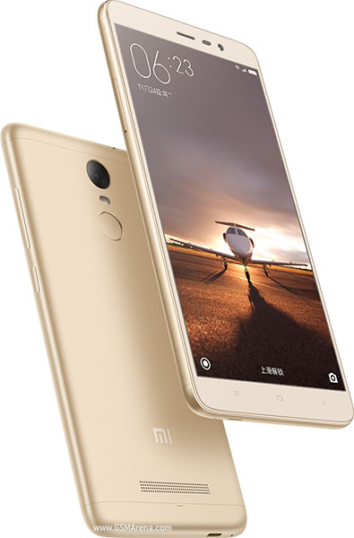 Xiaomi Redmi Note 3 (MediaTek)