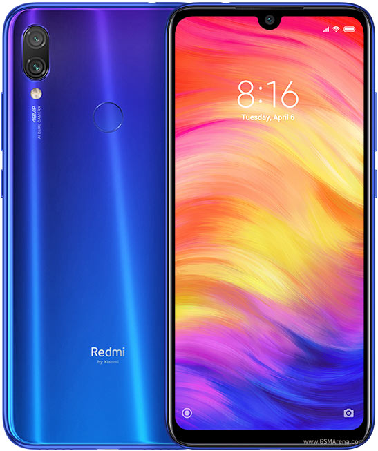 Xiaomi Redmi Note 7 Pro pictures, official photos