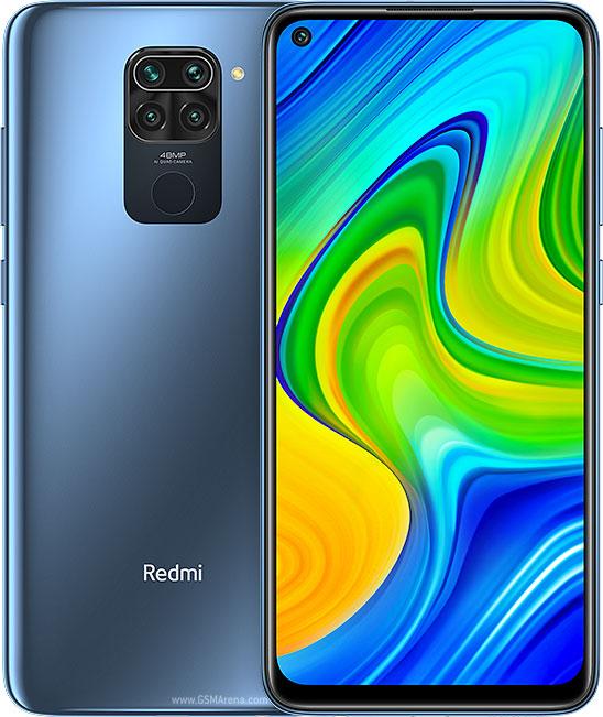 Xiaomi Redmi Note 9 pictures, official photos