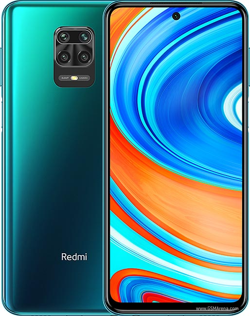 Xiaomi Redmi Note 9 Pro Max pictures, official photos