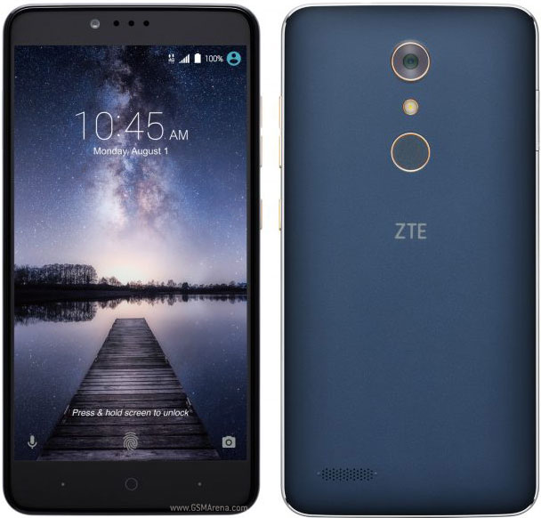 ZTE Zmax Pro pictures, official photos