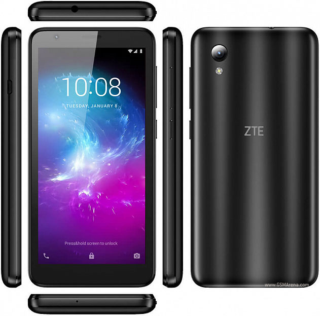 ZTE Blade L8 pictures, official photos